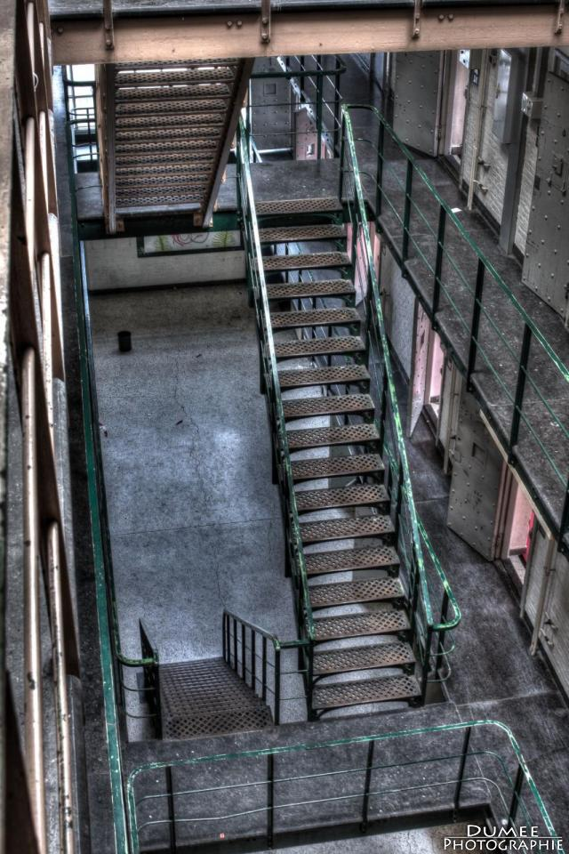 urbex, urban exploring, abandoned, prison, roermond, netherlands