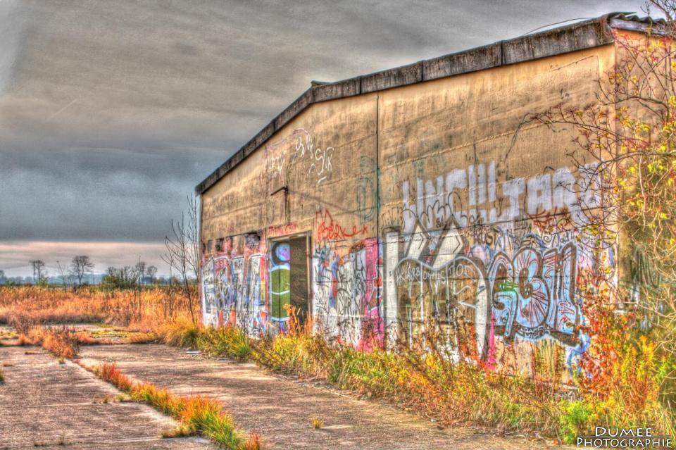 ban exploring, abandoned, warehouses, greifswald, germany