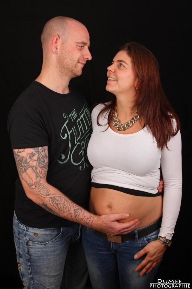 shoot, pregnancy