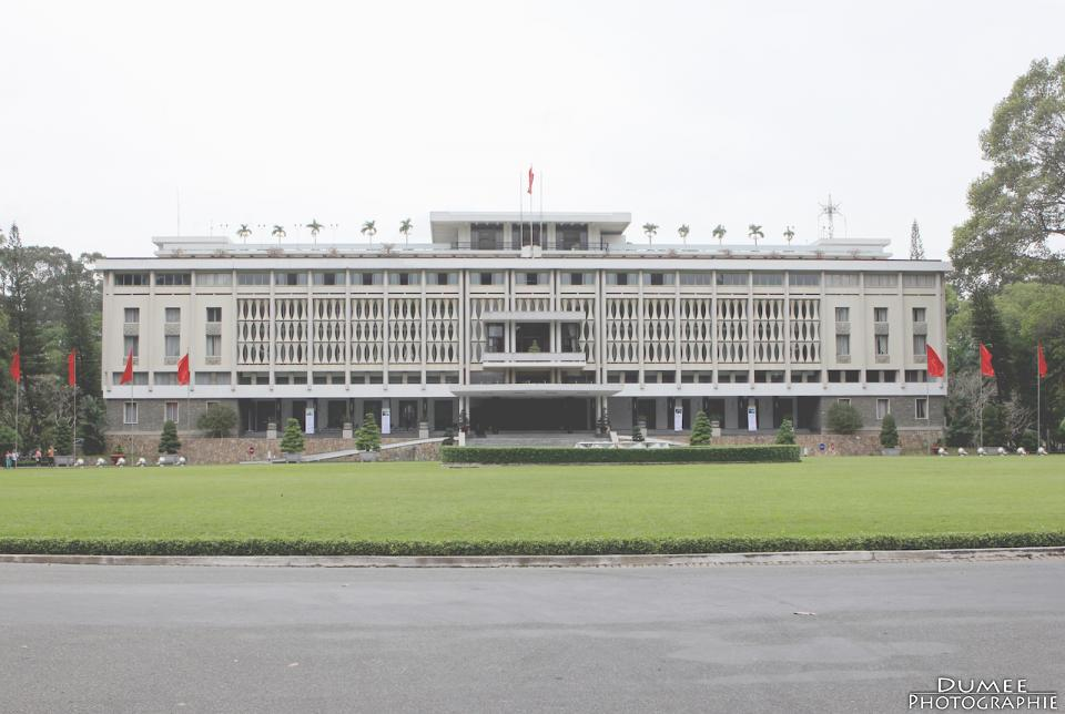 wanderlust, travel, backpack, vietnam, ho chi minh, saigon, reunification palace