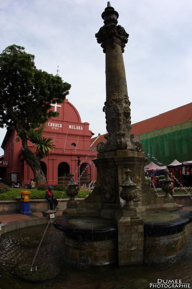Wanderlust, travel, backpack, malaysia, malacca, christ church