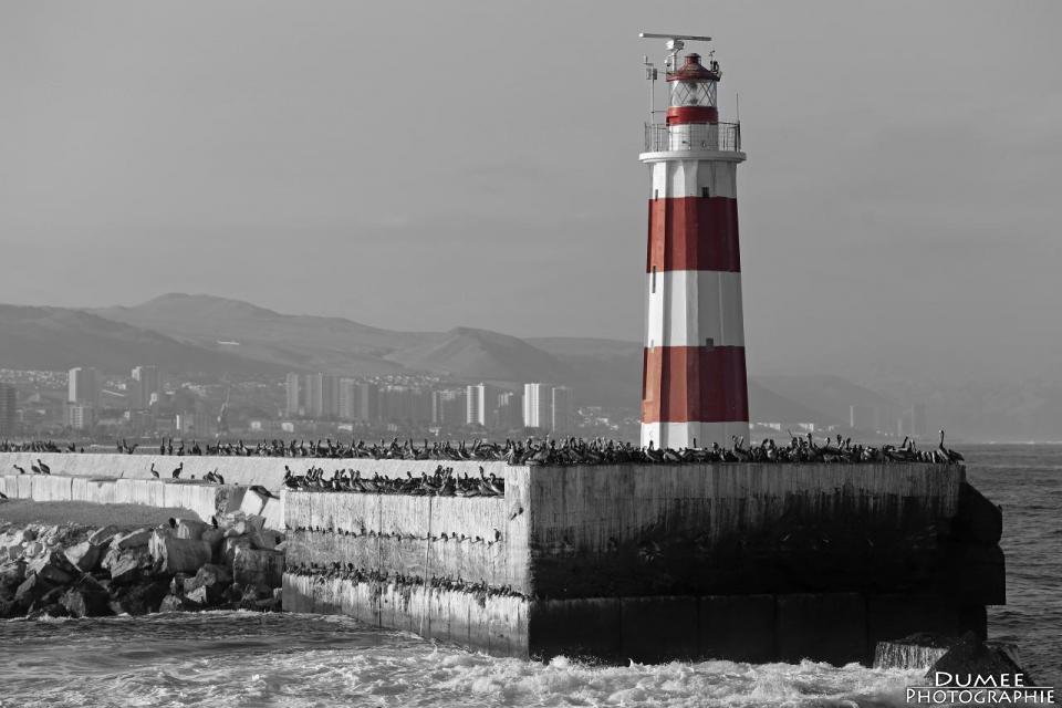 Wanderlust, travel, backpack, Chile, Antofagasta, lighthouse