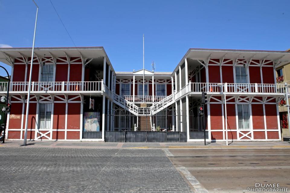 Wanderlust, travel, backpack, Chile, Antofagasta, Museo Regional de Antofagasta