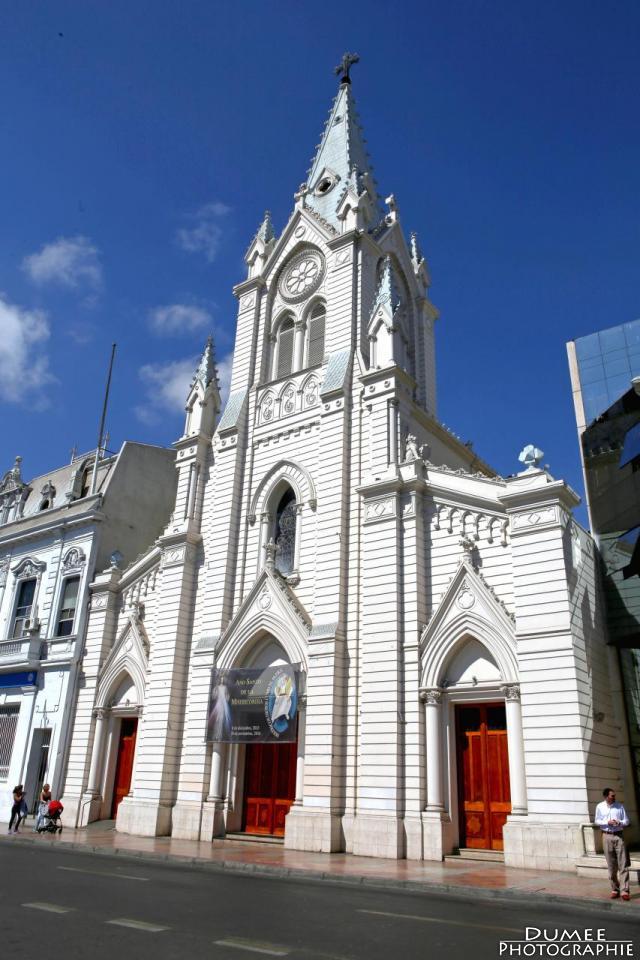 Wanderlust, travel, backpack, Chile, Antofagasta, Catedral de Antofagasta