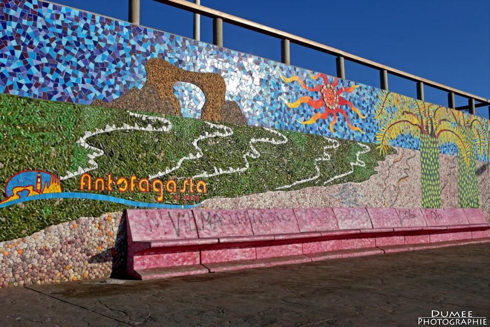 Wanderlust, travel, backpack, Chile, Antofagasta