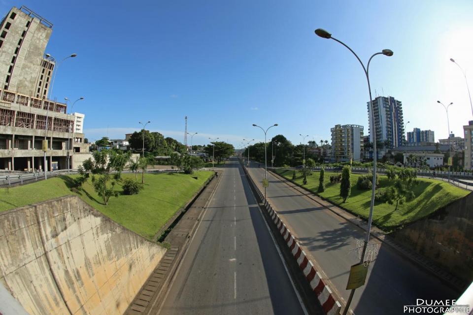 Wanderlust, travel, backpack, Cameroon, Douala