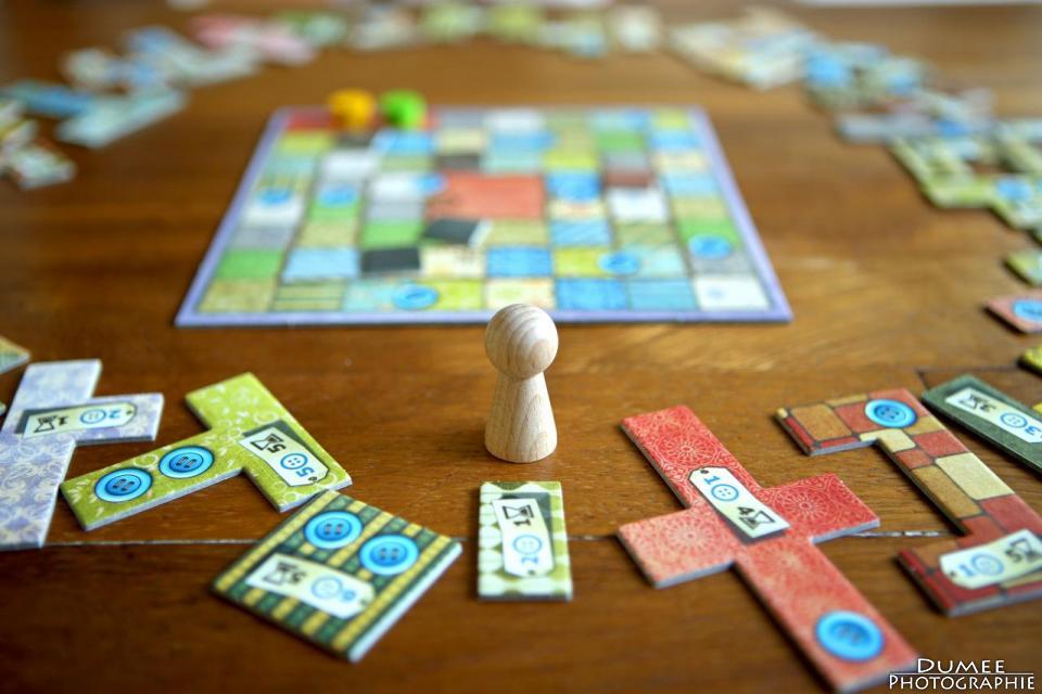 boardgame, dumeeple, patchwork, uwe rosenberg