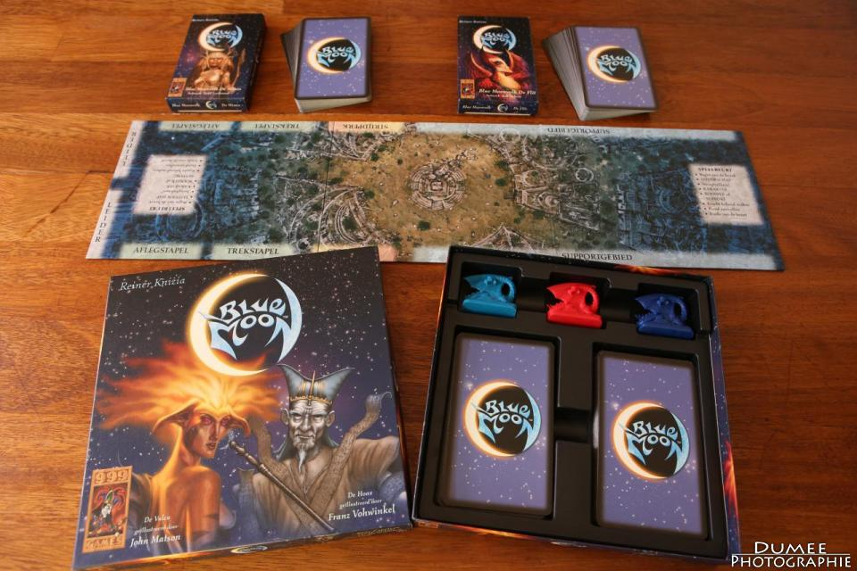 boardgame, dumeeple, blue moon, reiner knizia