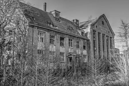 urbex, urban exploring, abandoned, werft, Wilhelmshaven, Germany