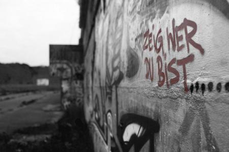 urban exploring, abandoned, warehouses, greifswald, germany